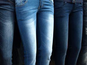 Il primo jeans femminile venne lanciato nel 1935 (Foto Flickr by Chris RubberDragon)