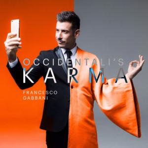 "È uscito in 45 giri ""Occidentali's Karma"" di Francesco Gabbani"