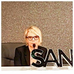 Maria De Filippi a Sanremo 2017