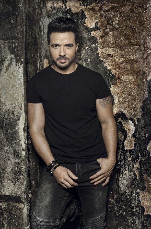Luis Fonsi (Foto Omar Cruz/Ufficio Stampa)