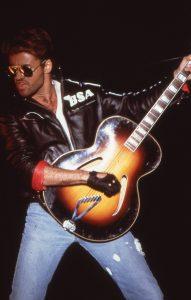 George Michael (Foto Ufficio Stampa)
